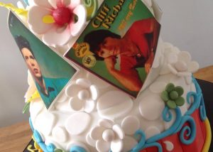 Cliff richard cake