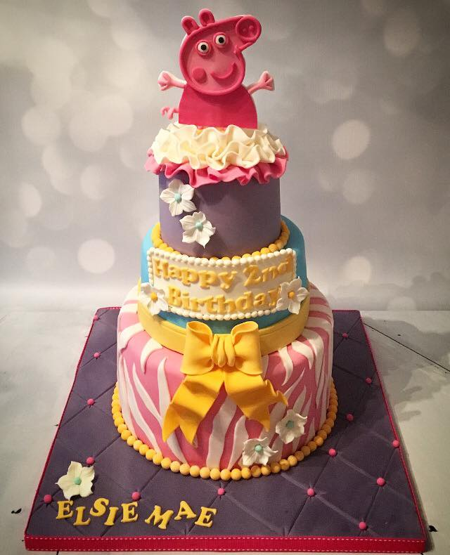 Peppa Pig Cakev
